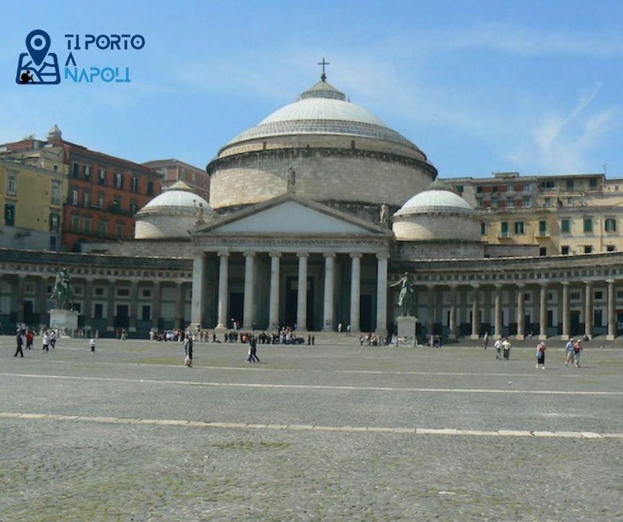 Cisa vedere a Napoli in un giorno
