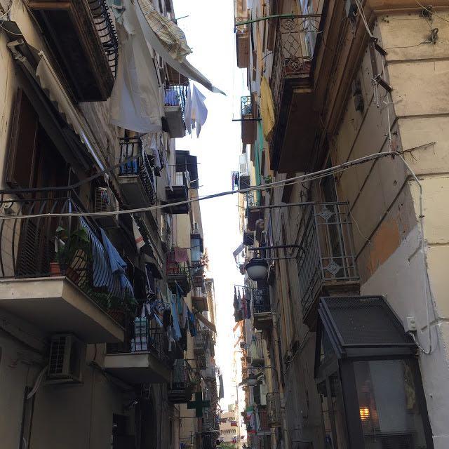 Vicoli Napoli
