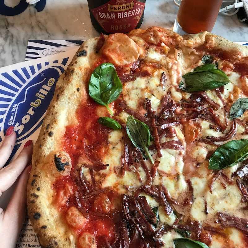 Cose da mangiare a Napoli