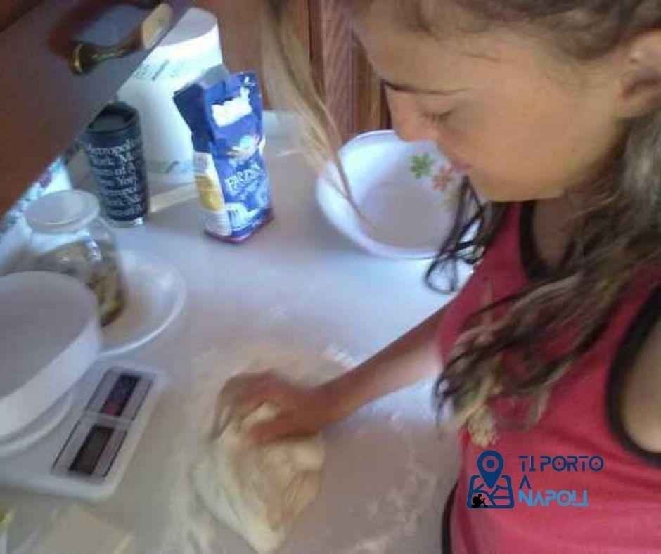 Pizza Fritta Napoletana